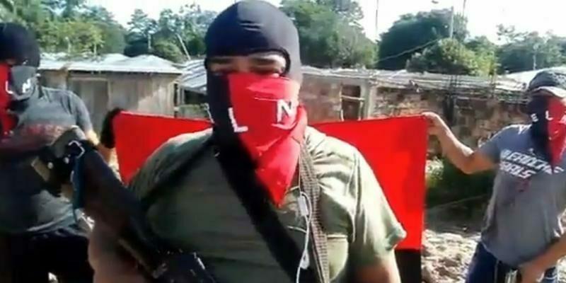 ELN anuncia cese unilateral al fuego a causa de emergencia sanitaria por Covid_19