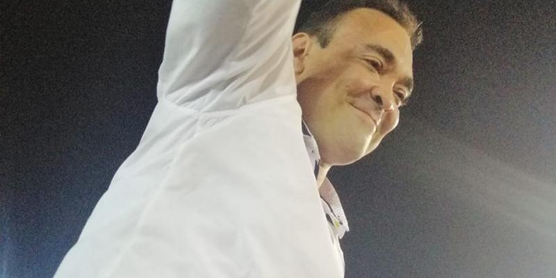 Luis Hernando Contreras es el nuevo Rey Vallenato Barrancabermeja 2019