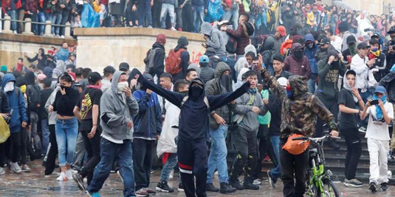 Vandalismo después del Paro Nacional: ¿Falso Positivo o realidad?