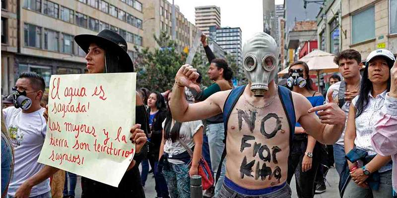Cuestionan proyecto de decreto que permitiría pilotos de fracking en Colombia