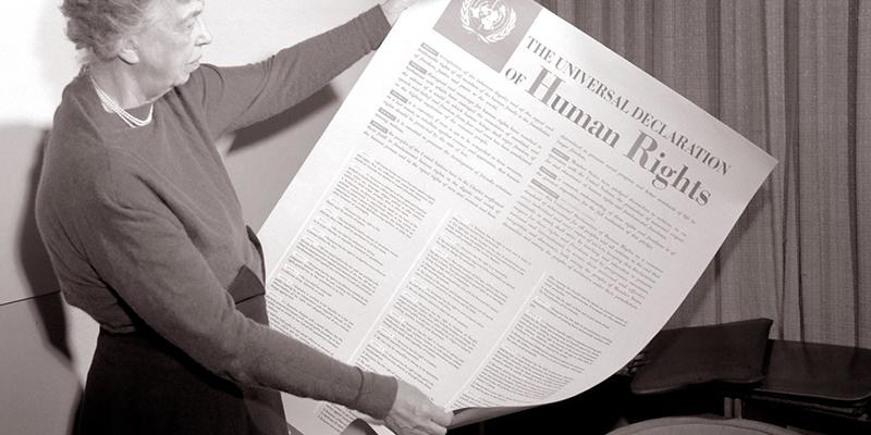 Declaración Universal de Derechos Humanos cumple 71 años