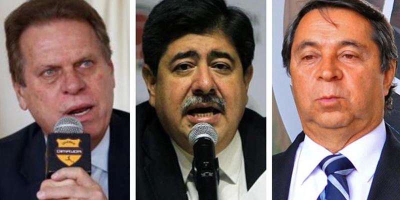 Dirigentes de la Federación Colombiana de Fútbol acusados de soborno