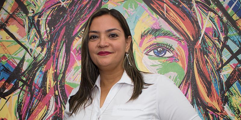 Gloria Patricia Duarte Ruiz es la Secretaria de Hacienda de Barrancabermeja