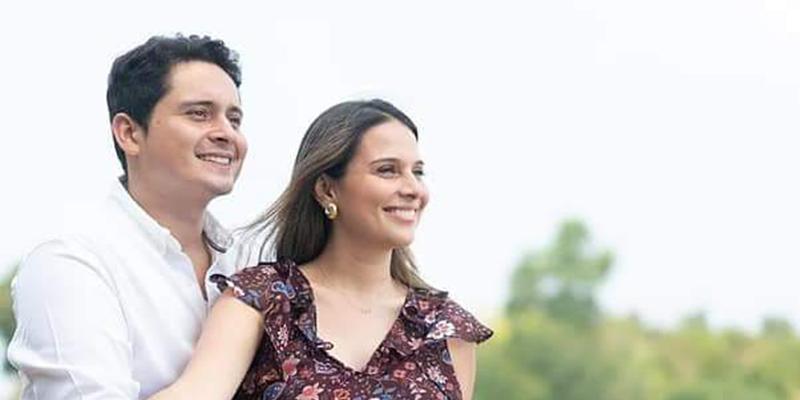 Este sábado 7 de diciembre es el matrimonio de Jonathan Vásquez