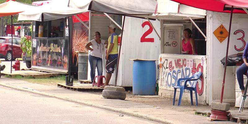 Alcaldía anuncia que son 9 los expendios autorizados para vender pólvora navideña