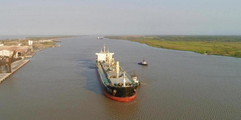 Gobierno inicia dragado del río Magdalena entre Barrancabermeja y Pinillos
