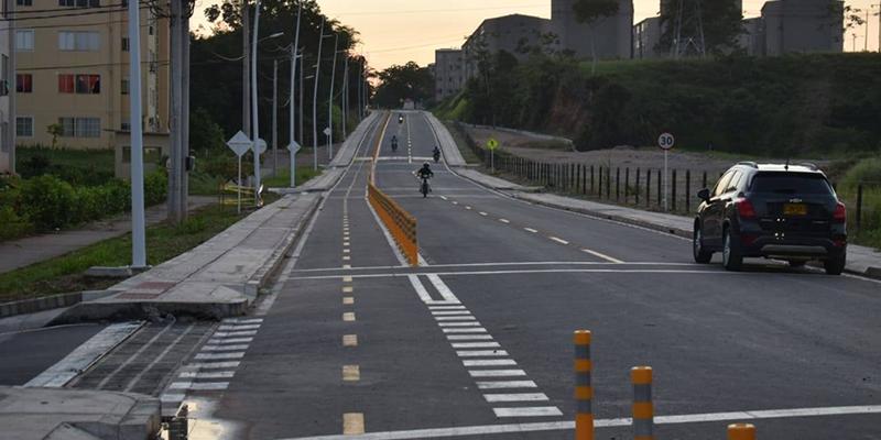 Alcalde entregará vía al corregimiento El Centro y 'Centenario'