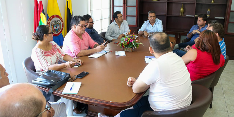 Entre Alcaldía, EDUBA y CAFABA construirán viviendas de interés social