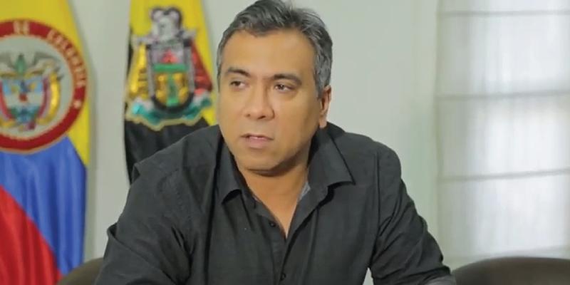 """""""Lo que necesitamos es conciencia ciudadana"""", alcalde Alfonso Eljach"""