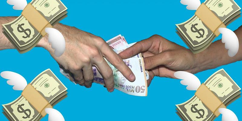 La corrupción se roba mil millones de pesos cada hora