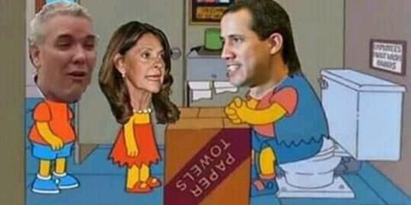 Gobierno de Iván Duque pedirá extradición de Aida Merlano al diputado Juan Guaidó