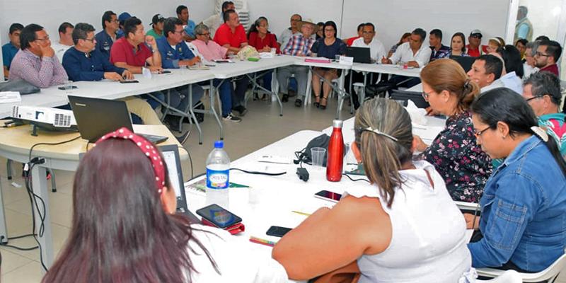 Propuestas tomadas en el Centro irán al Plan de Desarrollo