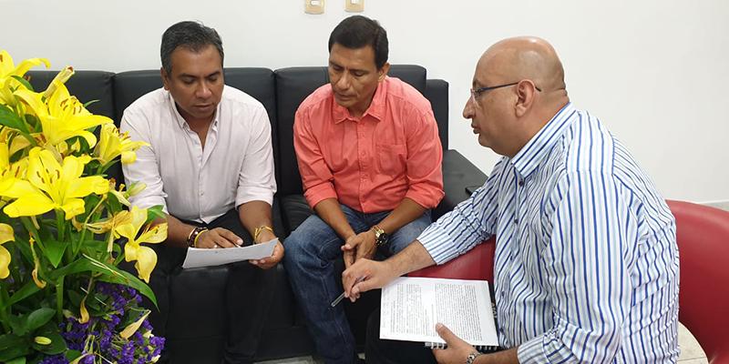 Trans renuncia de Álvaro López: Luis Gabriel Taboada, nuevo secretario de educación del Distrito