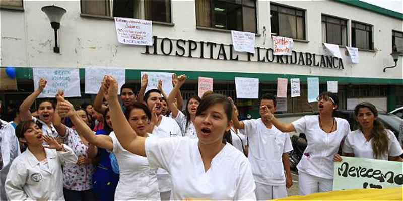 Traslados de pacientes y recorte de presupuesto afectan servicios de salud en Santander
