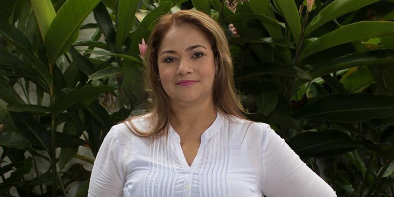 Luz Daris Ospina Vivas es la directora del FORCAP