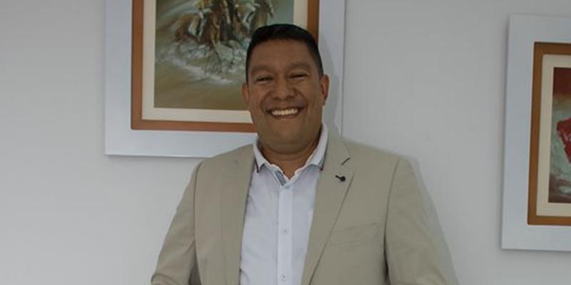 Oscar Alberto Jaraba Márquez es asesor del Despacho del alcalde para la Gestión de Resultados