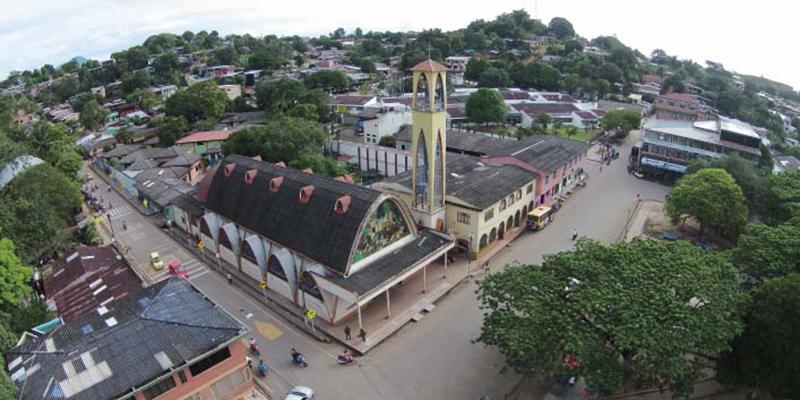 Un alcalde entregó las llaves de su municipio a Dios y luego se arrepintió