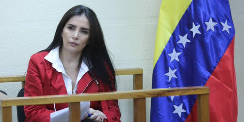 'Los responsables de lo que me ocurra son Uribe, los Char y Gerlein': Aida Merlano