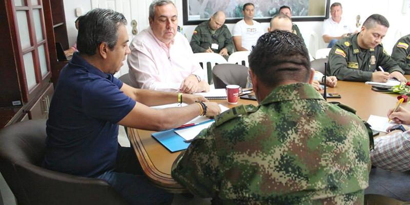 Orden Público en Barrancabermeja es de total normalidad, dice el alcalde
