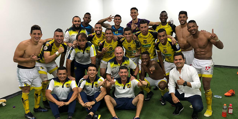 Alianza gana de visitante ante Jaguares
