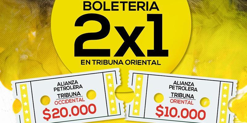 Estas son las medidas para el partido frente a Deportes Tolima