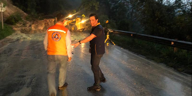 Crece número de desaparecidos por avalancha en Piedecuesta