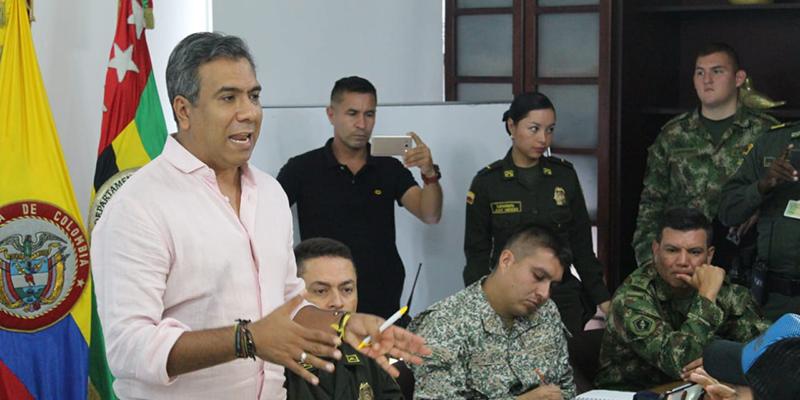 Balance positivo en seguridad entrega Alcaldía y Fuerza Pública en los primeros 45 días de 2020