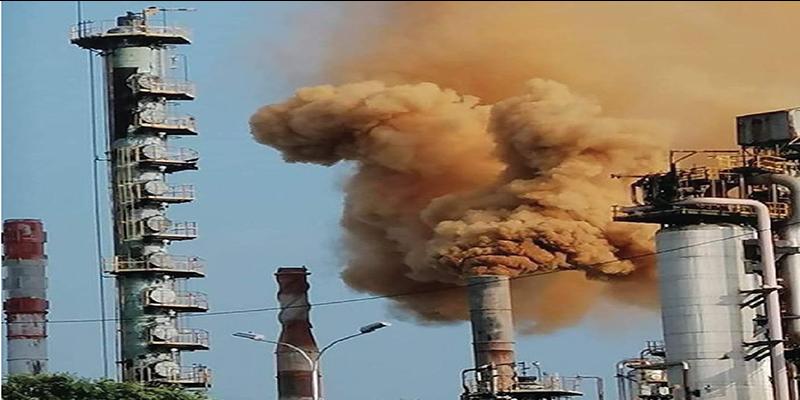 Alcaldía se pronuncia sobre emergencia fuga de gases en refinería