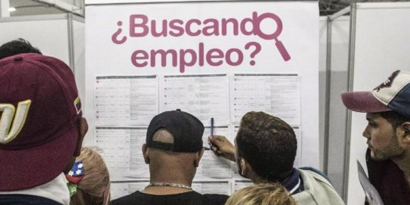 Desempleo sigue en ascenso: llegó al 13% en enero