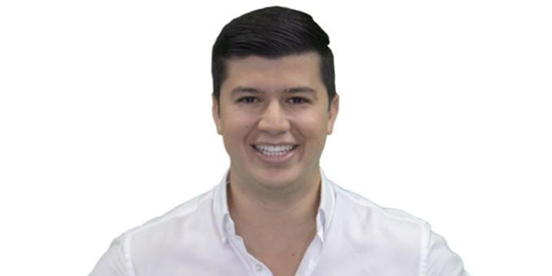 Gustavo Moreno es el profesional de enlace para el desarrollo regional y municipal