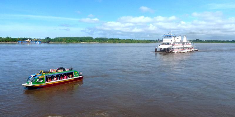 Inversionistas cada vez más interesados en navegabilidad por el Río Magdalena