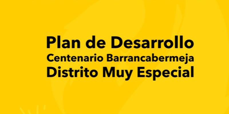 Alcaldía entregará documento preliminar del Plan de Desarrollo