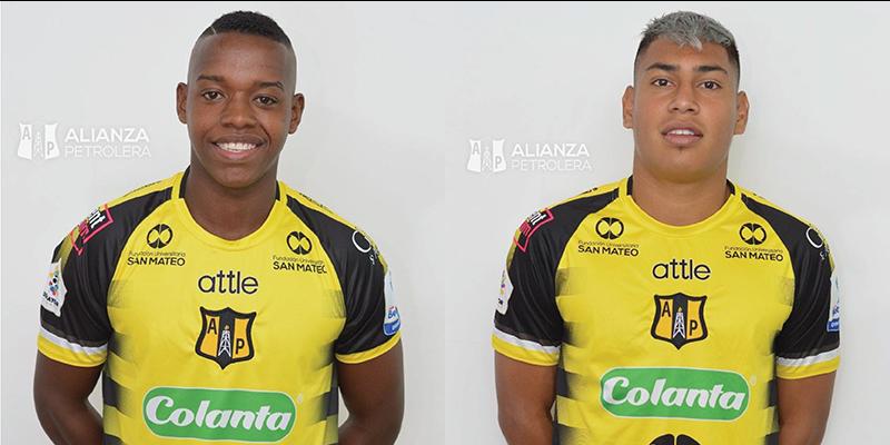 Alianza Petrolera anuncia la contratación de dos nuevos jugadores