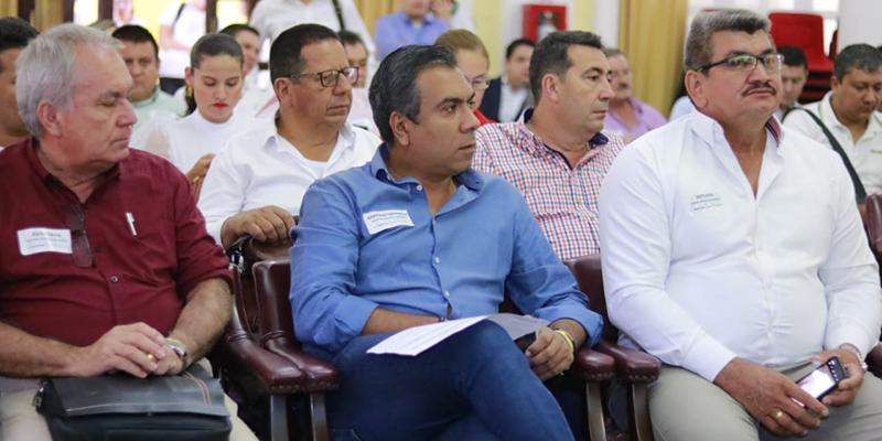 Alfonso Eljach fue elegido representante para el 2021 del OCAD Centro Oriente