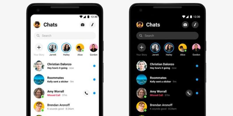 El nuevo diseño de Facebook Messenger ya está aquí