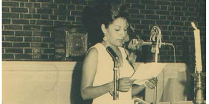 Murió la señora Graciela Pacheco de Ballesteros