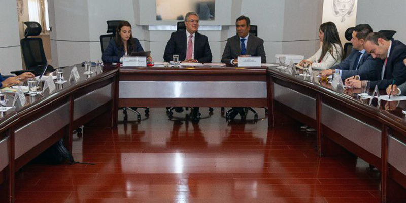 """""""Histórico acuerdo entre Alcaldía y Presidencia de la República"""", dice alcalde"""