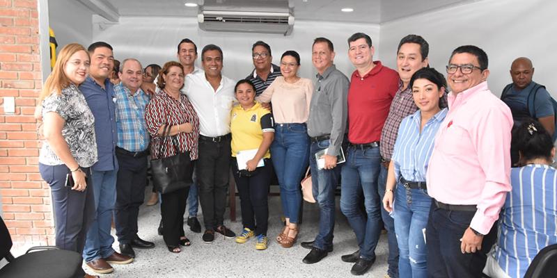 Inician negociaciones entre Alcaldía y sindicatos de empleados públicos