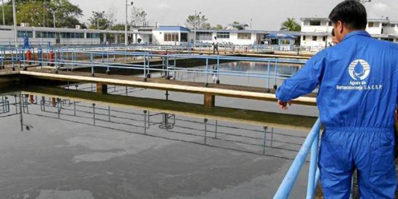 Aguas de Barrancabermeja reconecta servicio a más de 18 mil personas