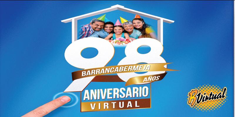Barrancabermeja está de aniversario y este año la celebración será virtual