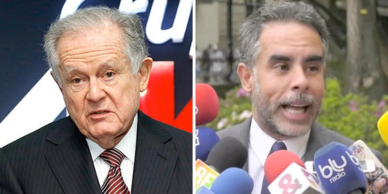 Benedetti sugiere que Sarmiento Angulo recibiría 130 mil millones por darnos 80 mil