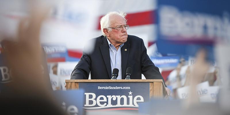 Bernie Sander se retira de la campaña para la candidatura demócrata y deja el camino libre a Joe Biden