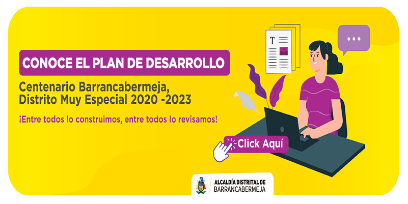 Conozca el Plan de Desarrollo Distrital Barrancabermeja 2020 a 2023