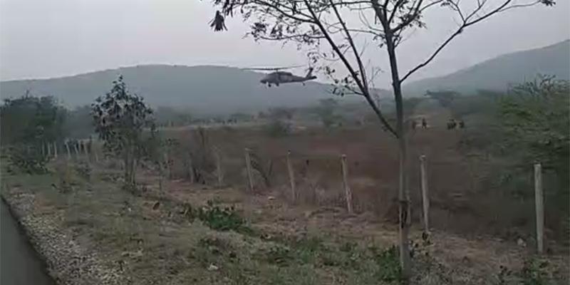 Ejército desmiente presencia de tropas estadounidenses en maniobra militar en Cúcuta
