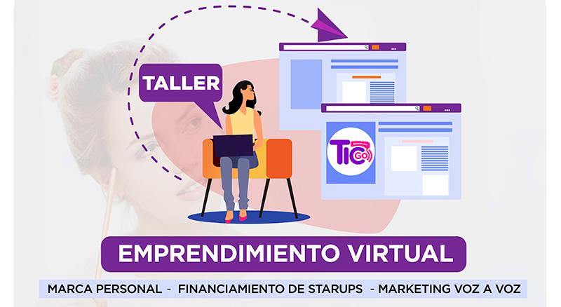 Alcaldía inicia talleres virtuales para capacitar mujeres barranqueñas