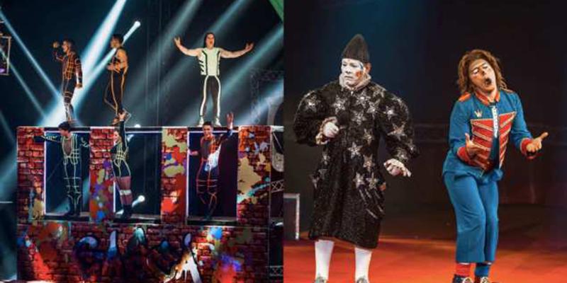 El show del Circo Hermanos Gasca vía Facebook Live será transmitido hoy, a las 5 p.m.