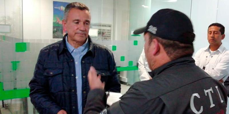 Medida de aseguramiento a Mauricio Santoyo, ex jefe de seguridad de Álvaro Uribe