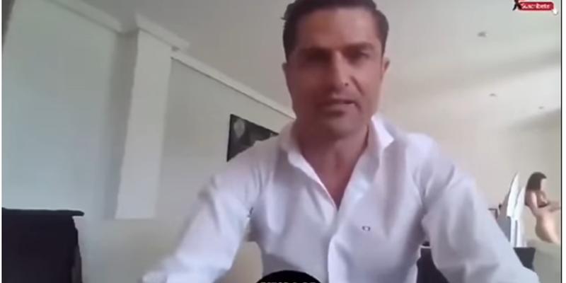 "Periodista ""pillado infiel"" en videollamada pública"