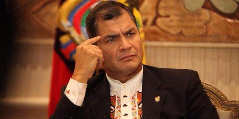 Controversia por sentencia en contra de expresidente Rafael Correa a 8 años de prisión