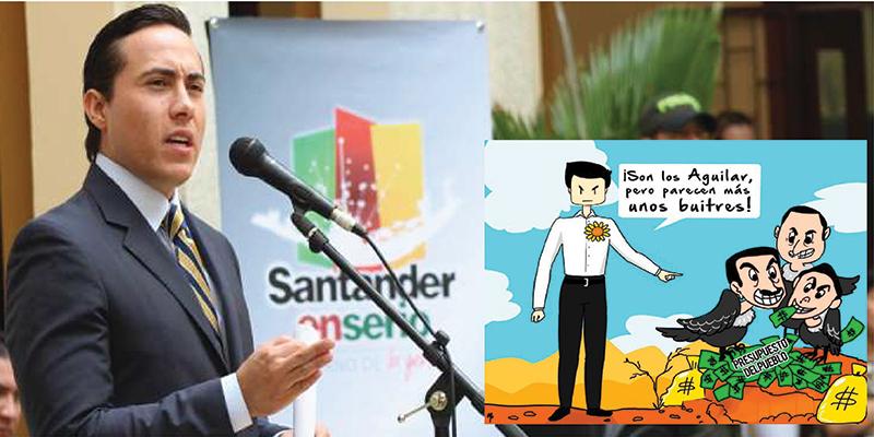 """Se habrían entregado contratos """"a dedo"""", denuncia exfuncionaria de Richard Aguilar en Santander"""